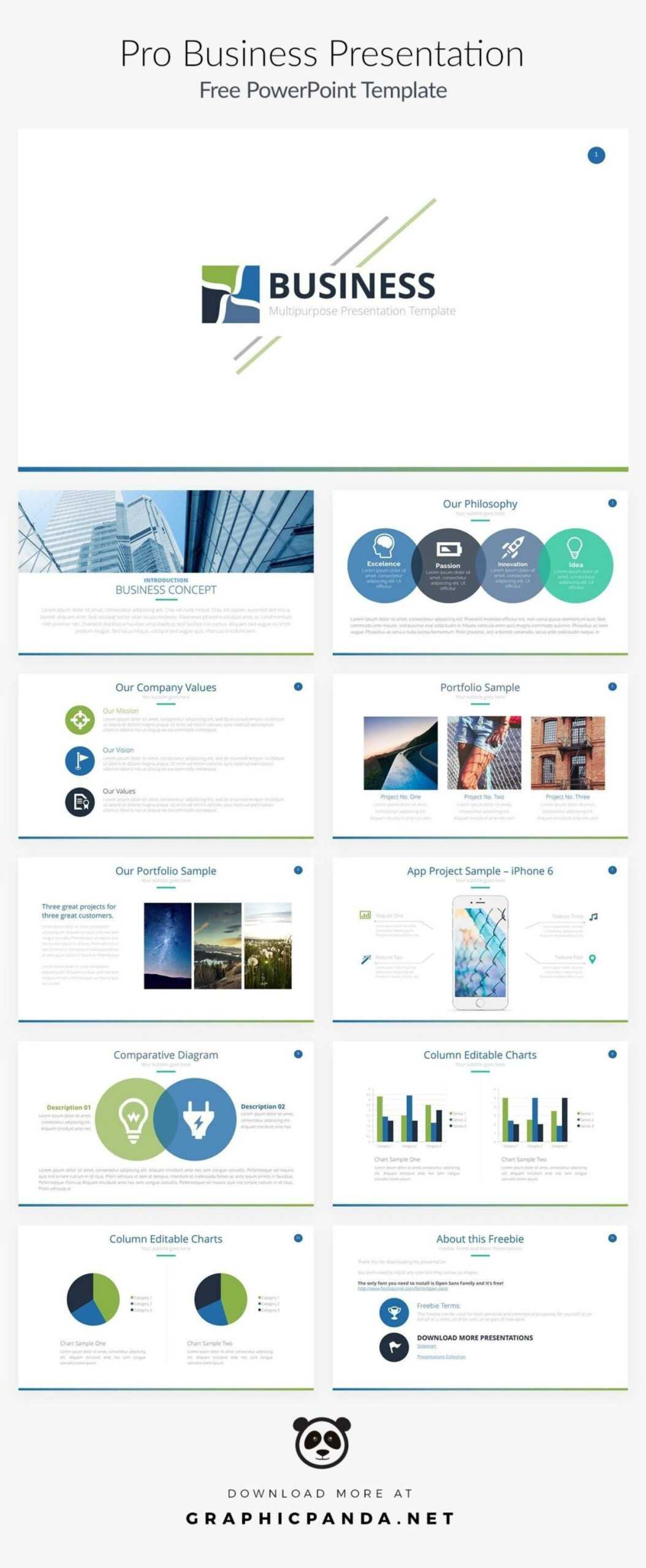 001 Business Card Presentation Template Inspirationalt with regard to Business Card Template Powerpoint Free
