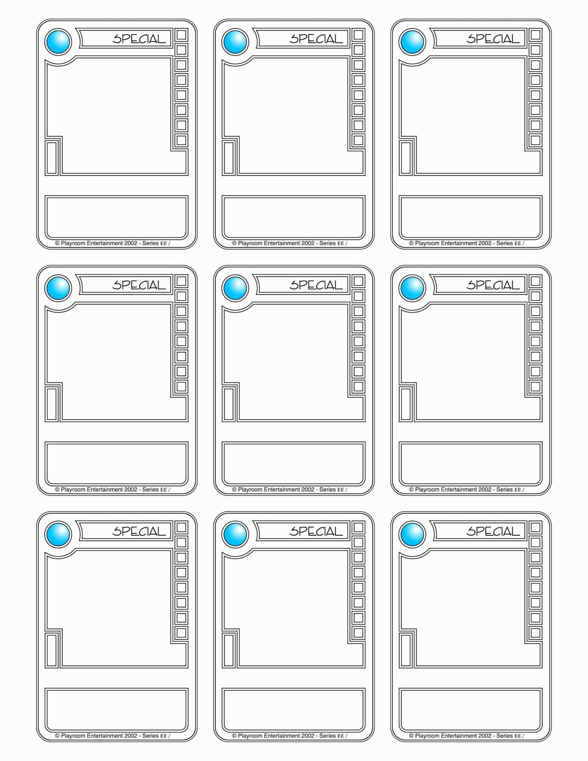 001 Examples Free Trading Card Template Maker For Success In with regard to Trading Cards Templates Free Download