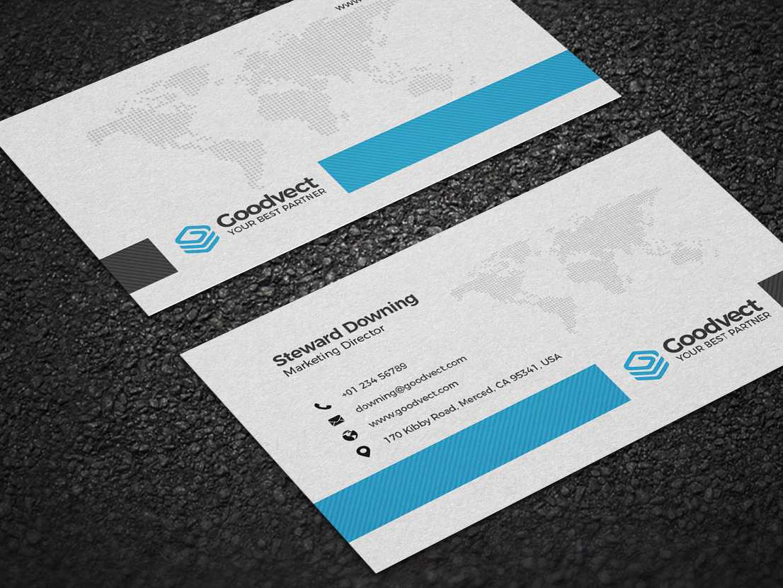 002 Personal Business Card Templates Template Ideas Unique in Download Visiting Card Templates