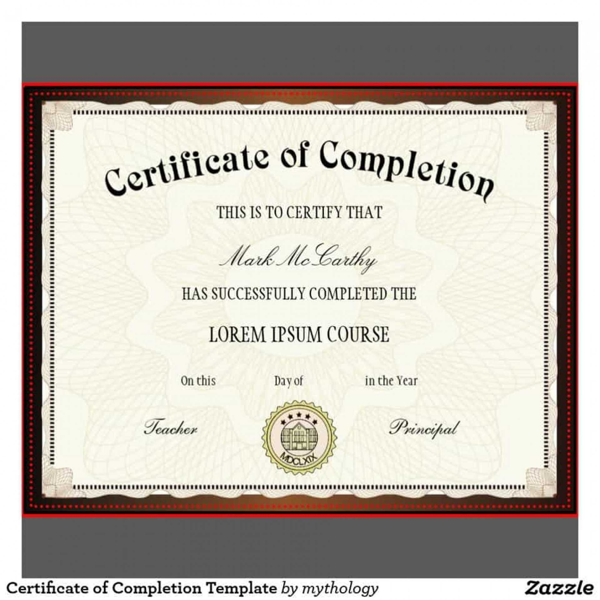 002 Template Ideas Certificateofcompletion Certificate Of inside Premarital Counseling Certificate Of Completion Template