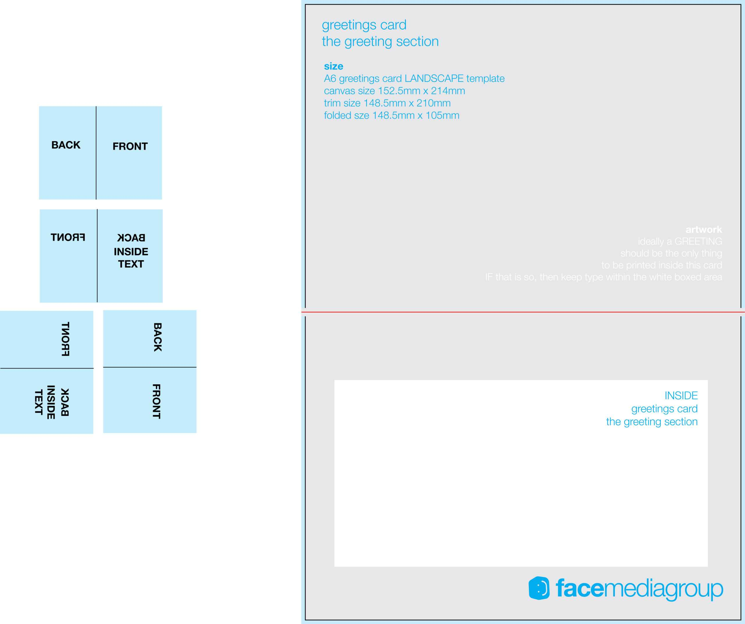 003 Free Blank Greeting Card Templates 314639 Template Ideas pertaining to Card Folding Templates Free