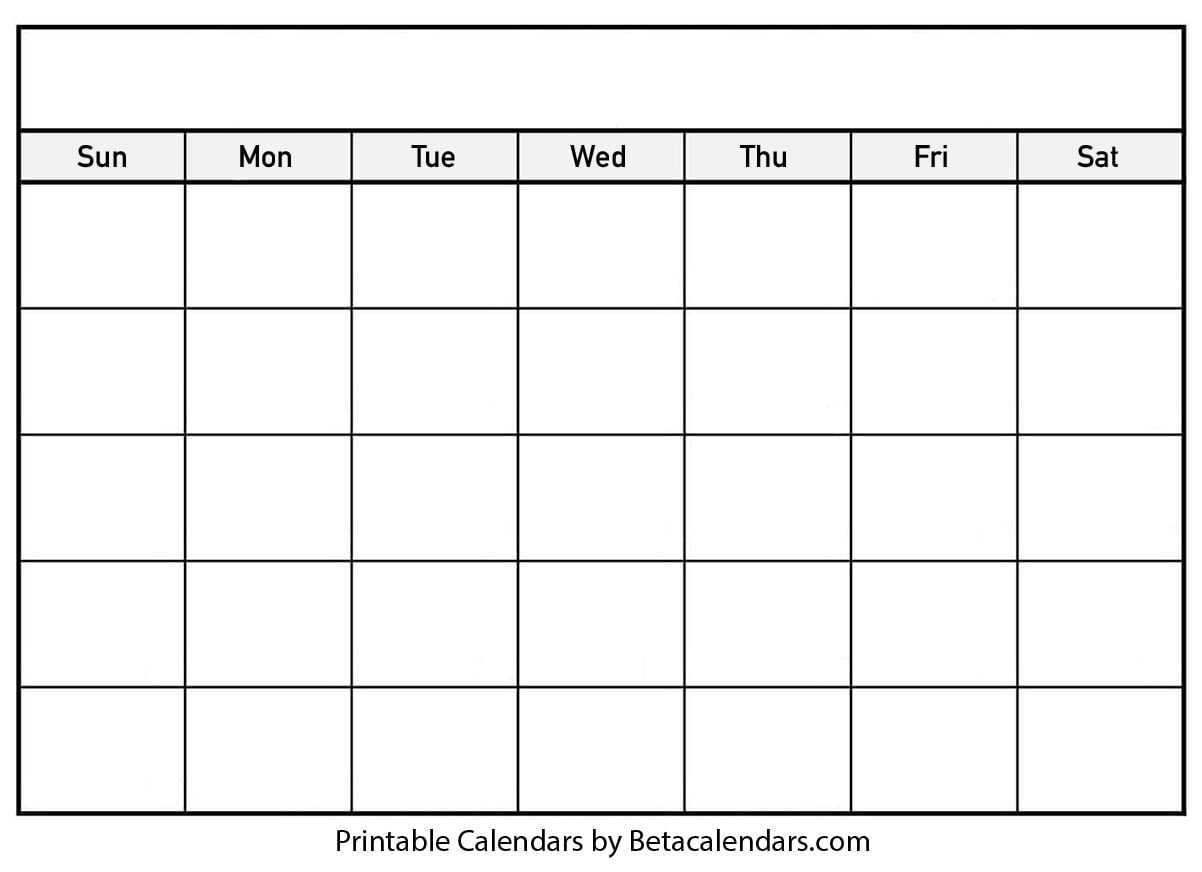 004 Printable Blank Calendar Template Striking Ideas Free Inside Blank Calander Template