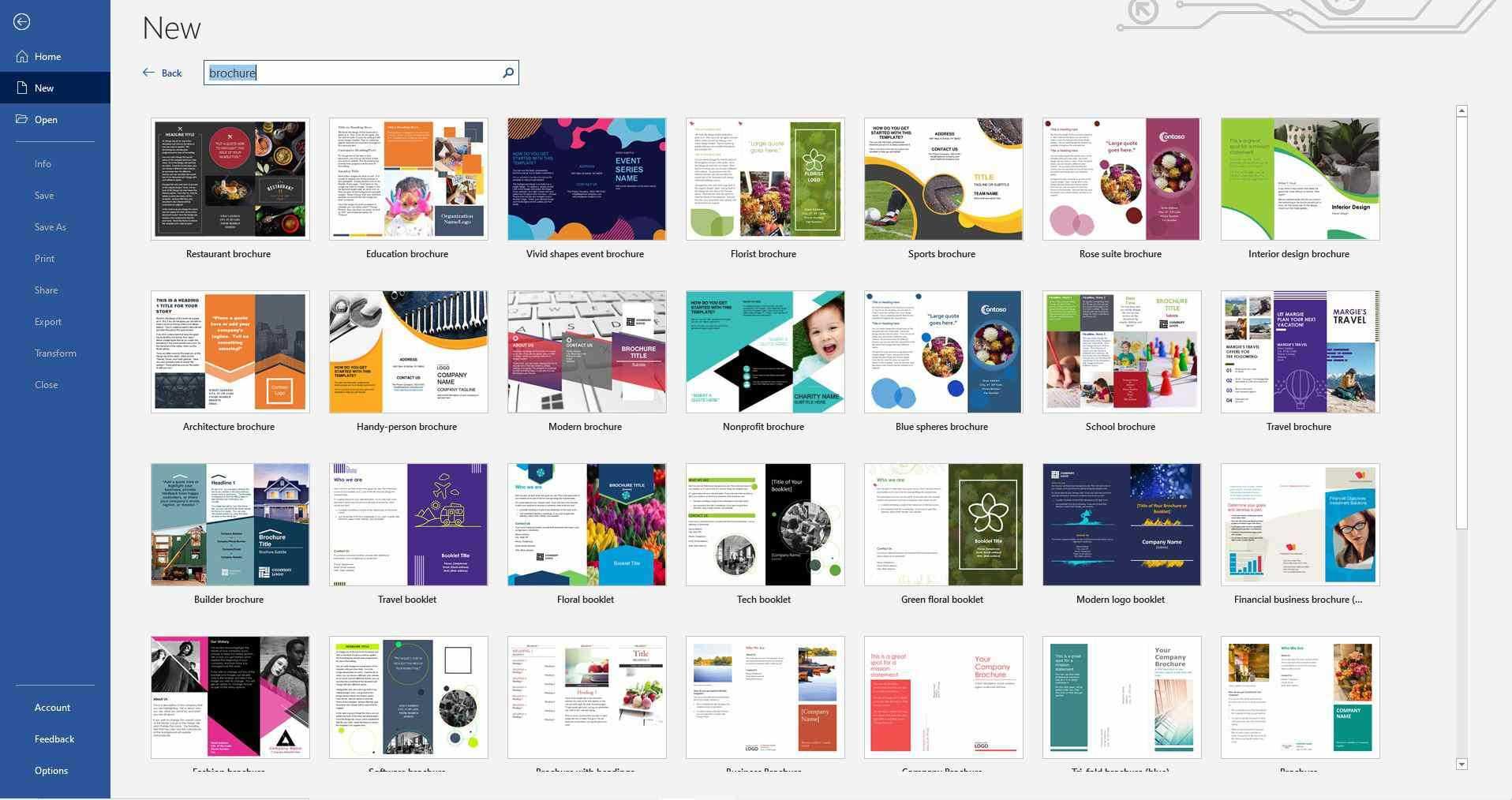 006 Template Ideas Capture Jpg Microsoft Word Striking intended for Word Travel Brochure Template
