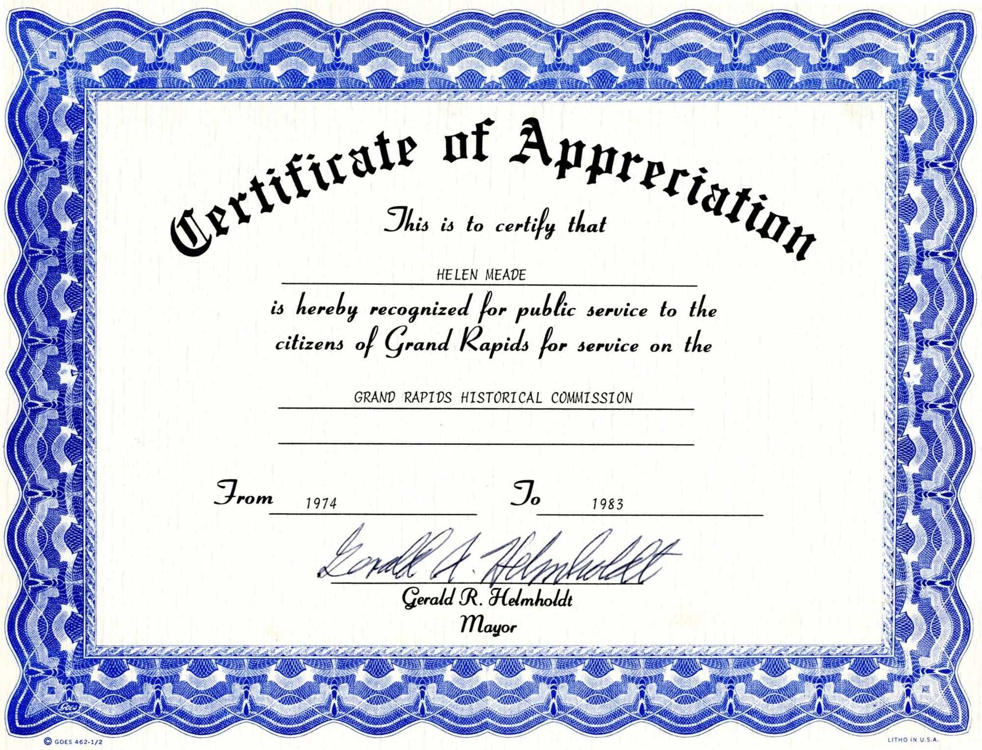 008 Years Of Service Certificate Template Singular Ideas Intended For Long Service Certificate Template Sample