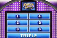 009 Photo Family Feud Game Template Unforgettable Ideas in Family Feud Powerpoint Template Free Download