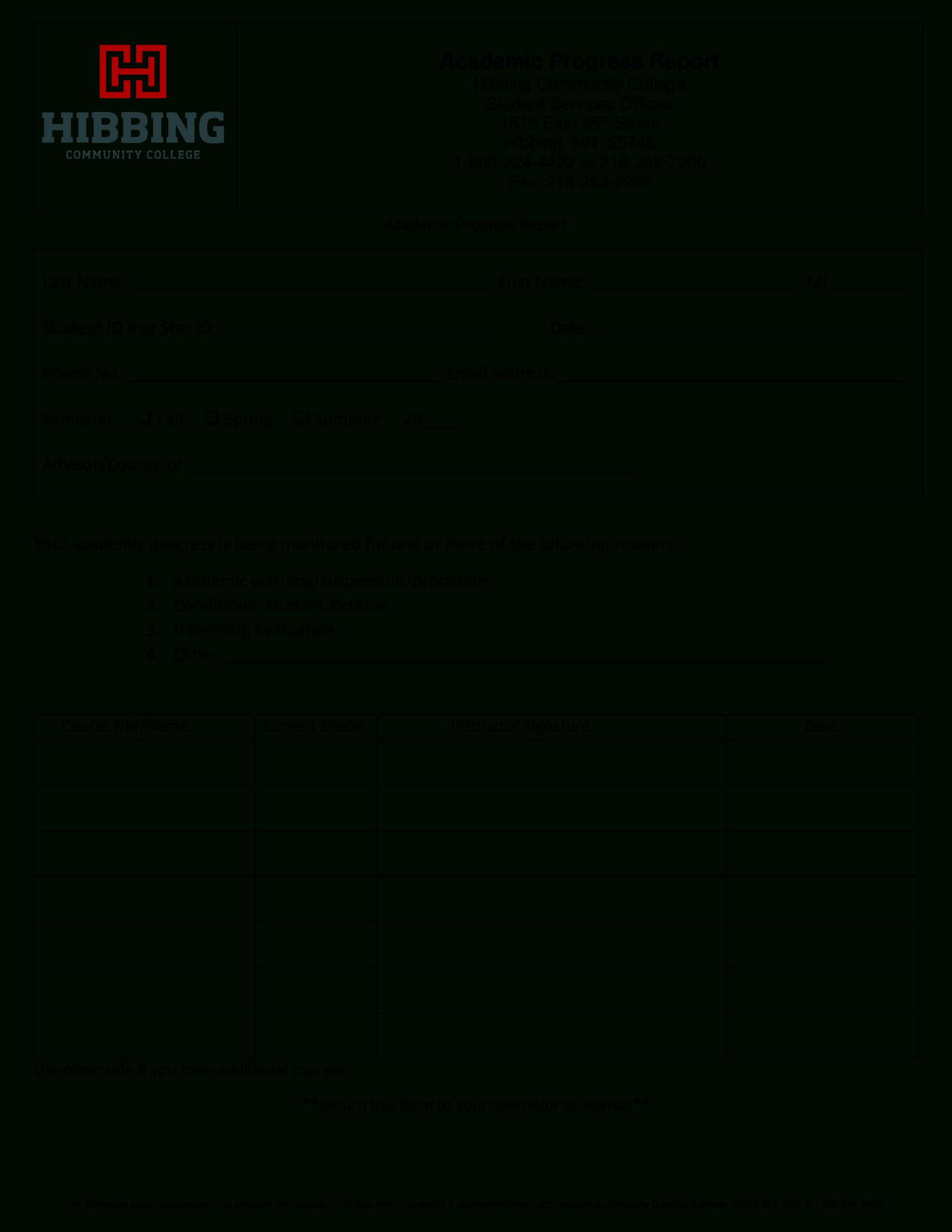 010 Student Progress Report Template Ideas Af7F4Bc5D765 1 throughout School Progress Report Template