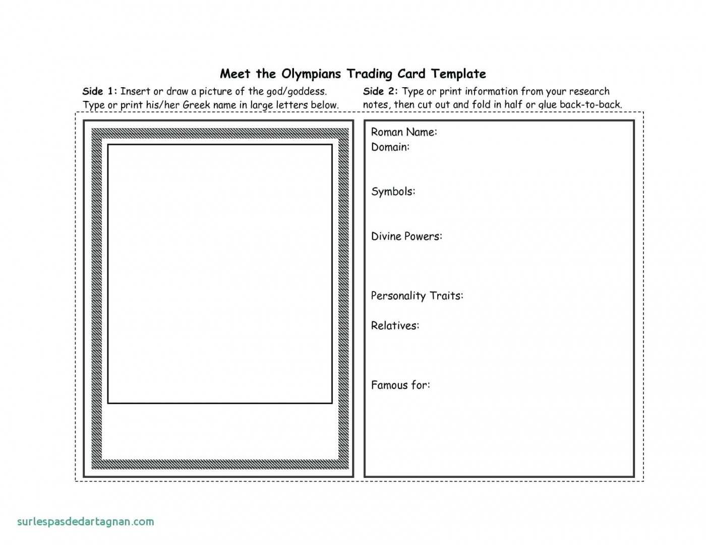 011 Baseball Trading Card Template Free Download Ideas throughout Trading Cards Templates Free Download