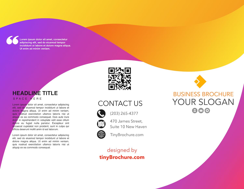 011 Trifold Brochure Template Google Slides Templates Drive intended for Brochure Templates Google Drive