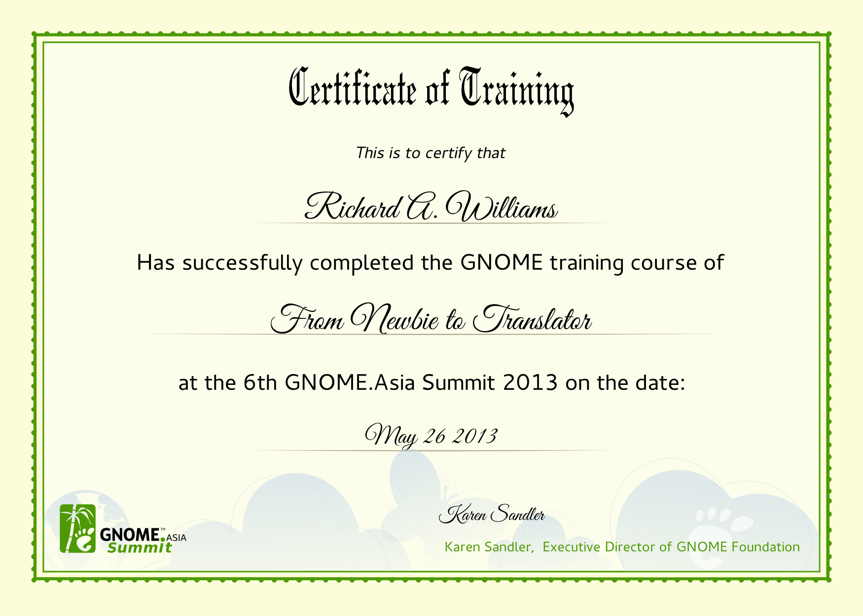 031 Template Ideas Certificate Format For Computer Course With Training Certificate Template Word Format