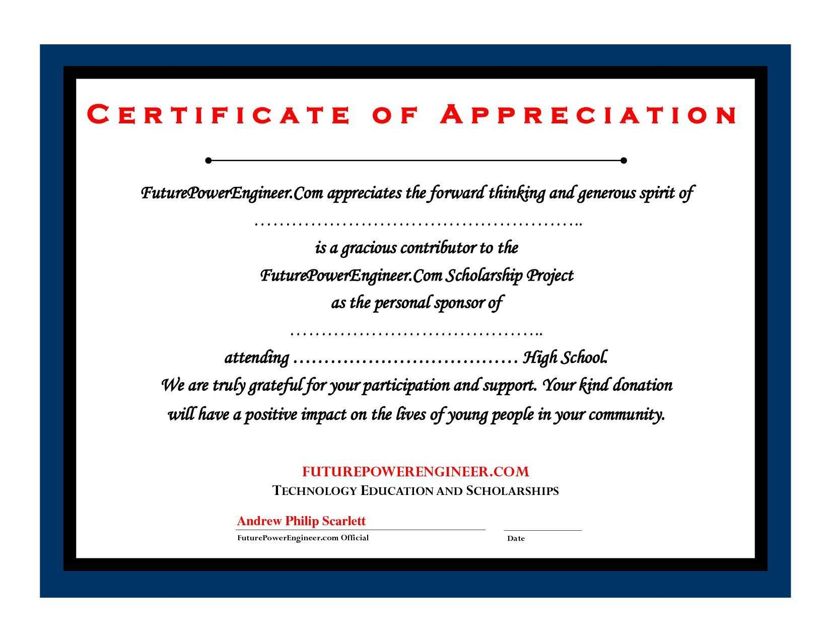 032 Silent Auction Donation Certificate Template Excellent regarding Donation Certificate Template