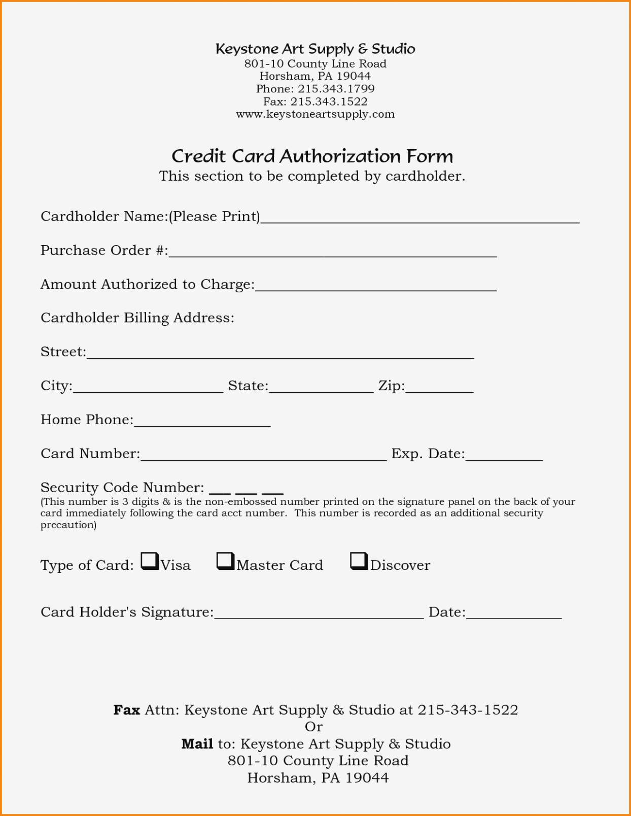 033 Template Ideas Credit Card Authorization Form Payment with regard to Credit Card Authorization Form Template Word