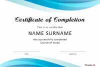 035 Microsoft Word Certificate Template Free Download Ideas Intended For Art Certificate Template Free