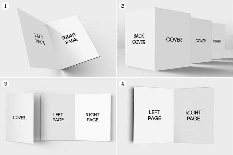 11 folded card designs  templates  psd ai  free