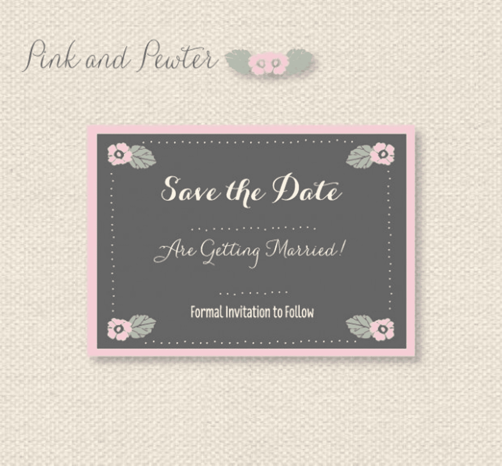 11 Free Save The Date Templates in Save The Date Templates Word
