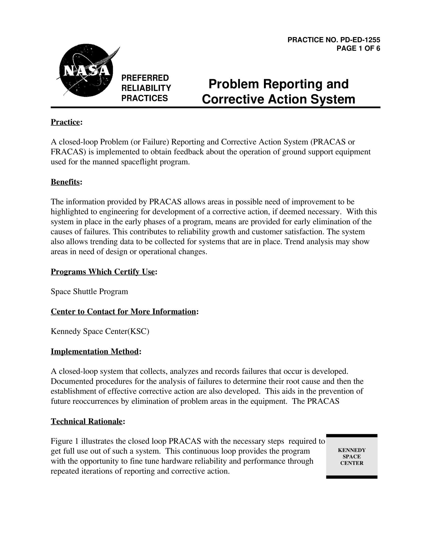 12+ Corrective Action Report Examples - Pdf | Examples within Fracas Report Template