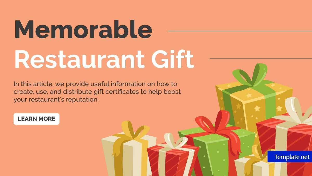 14+ Restaurant Gift Certificates | Free & Premium Templates In Restaurant Gift Certificate Template