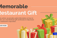 14+ Restaurant Gift Certificates   Free & Premium Templates with regard to Dinner Certificate Template Free