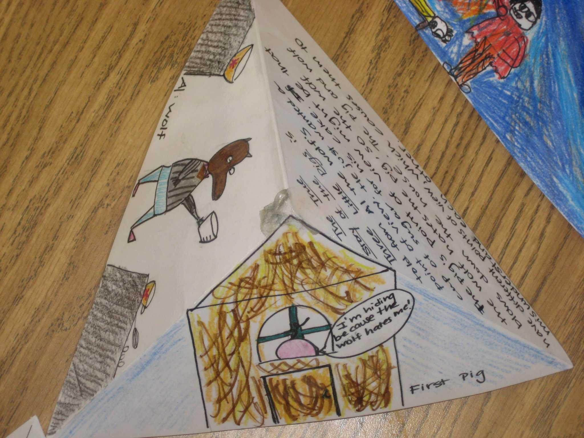 15 Creative Book Report Ideas For Every Grade And Subject with Paper Bag Book Report Template