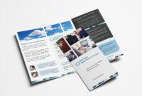 15 Free Tri-Fold Brochure Templates In Psd & Vector – Brandpacks regarding Adobe Illustrator Brochure Templates Free Download