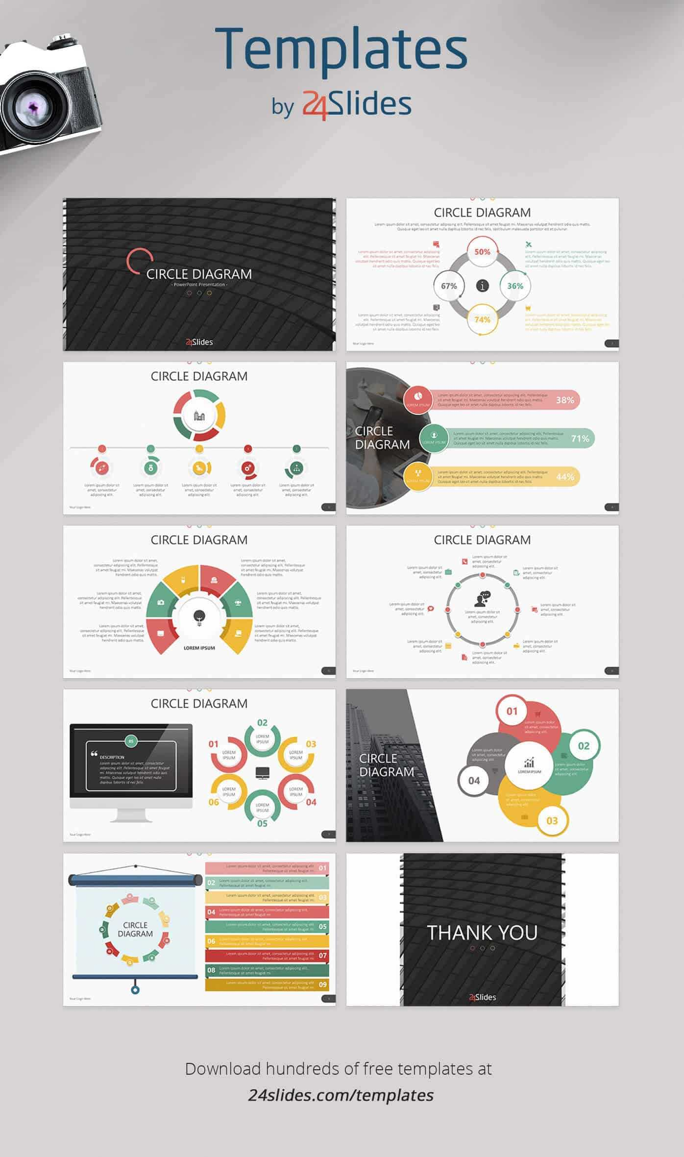 15 Fun And Colorful Free Powerpoint Templates | Present Better With Regard To Sample Templates For Powerpoint Presentation