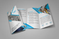16 Tri-Fold Brochure Free Psd Templates: Grab, Edit & Print in Free Three Fold Brochure Template