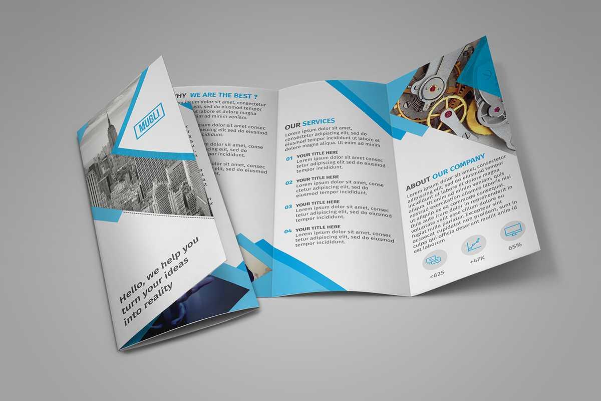 16 Tri-Fold Brochure Free Psd Templates: Grab, Edit & Print in Free Three Fold Brochure Template