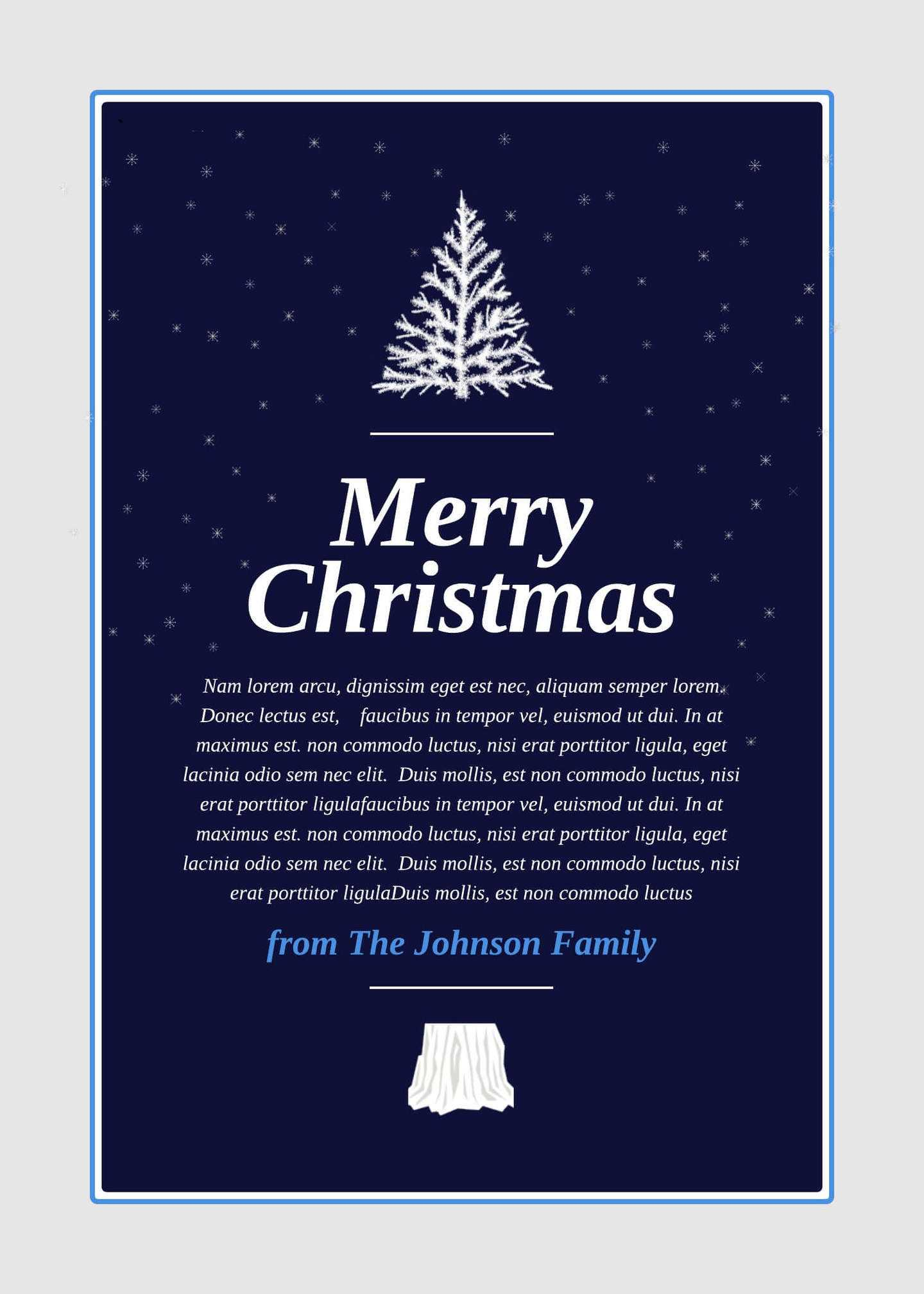 18 Free Holiday Templates & Examples - Lucidpress for Free Holiday Photo Card Templates