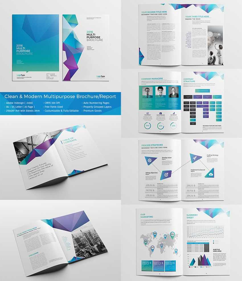 20 Best #indesign Brochure Templates - Creative Business With Regard To Adobe Indesign Brochure Templates