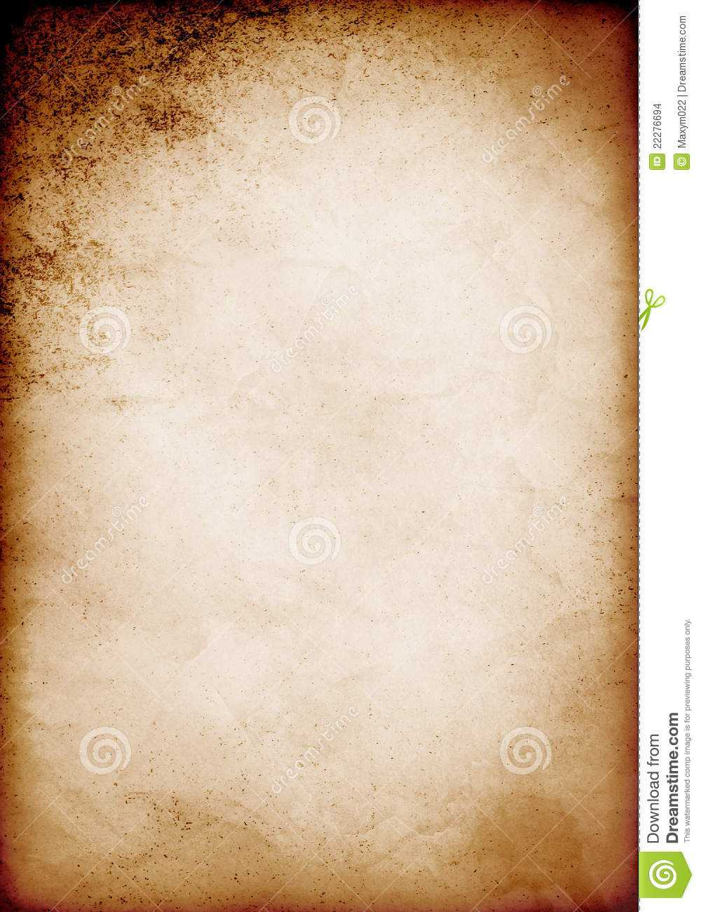 20 Old Paper Template For Word Images - Old Scroll Paper Within Scroll Paper Template Word