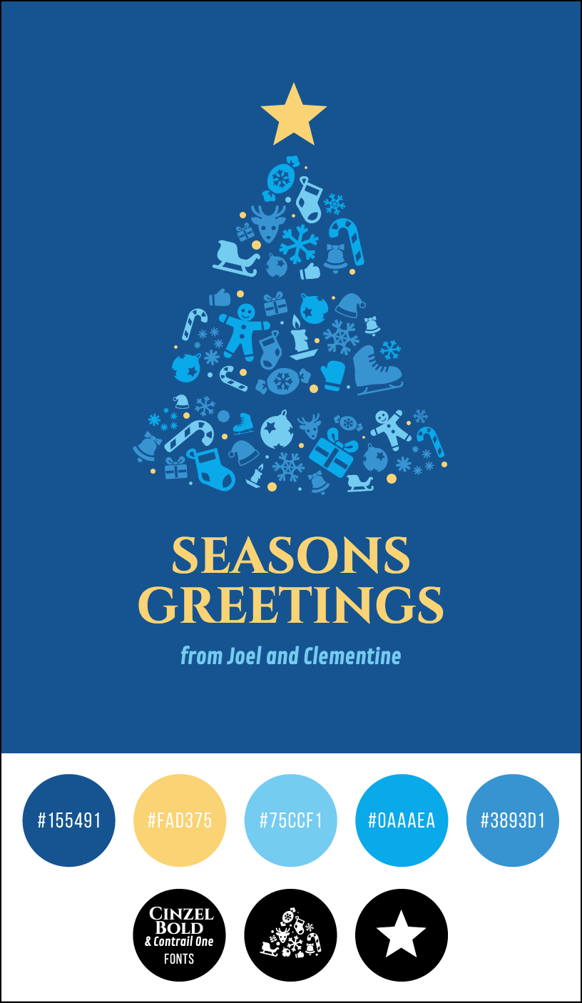 200+ Christmas Card Templates, Christmas Fonts & Christmas for Free Holiday Photo Card Templates