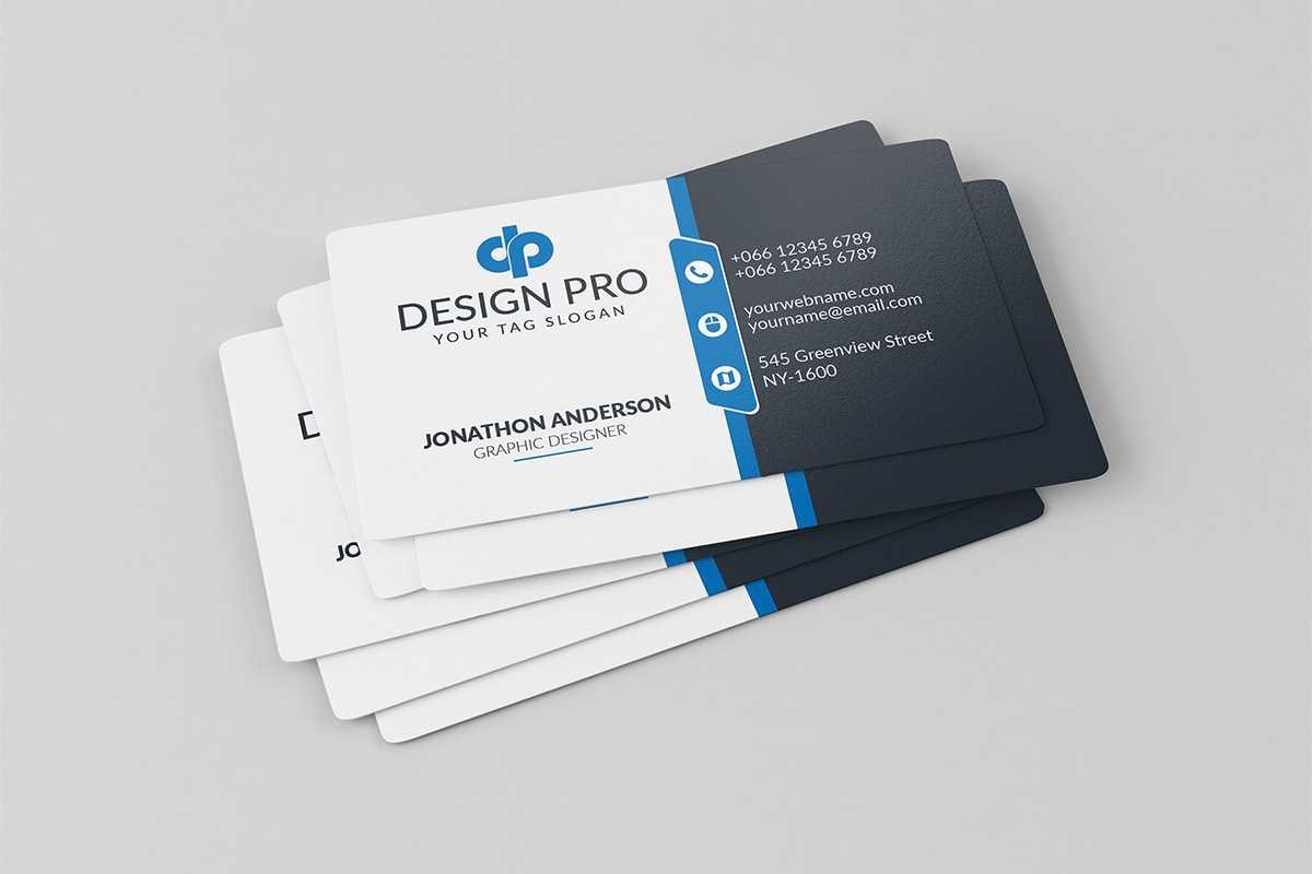 200 Free Business Cards Psd Templates - Creativetacos Inside Visiting Card Template Psd Free Download