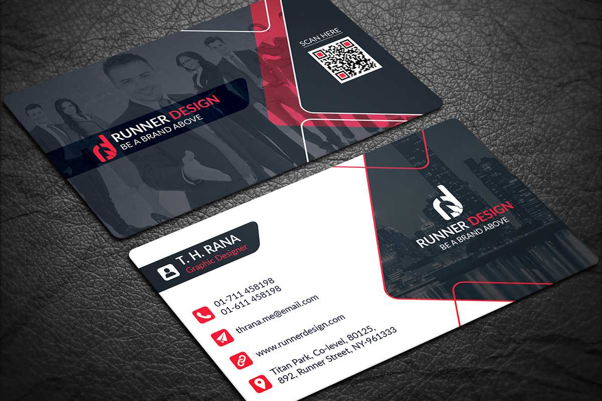200 Free Business Cards Psd Templates - Creativetacos Within Visiting Card Templates Psd Free Download