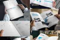 25+ Best Annual Report Templates – With Creative Indesign in Free Annual Report Template Indesign