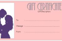 25Th Wedding Anniversary Gift Certificate Template Free 1 throughout Anniversary Certificate Template Free