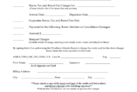 27+ Credit Card Authorization Form Template Download (Pdf pertaining to Hotel Credit Card Authorization Form Template