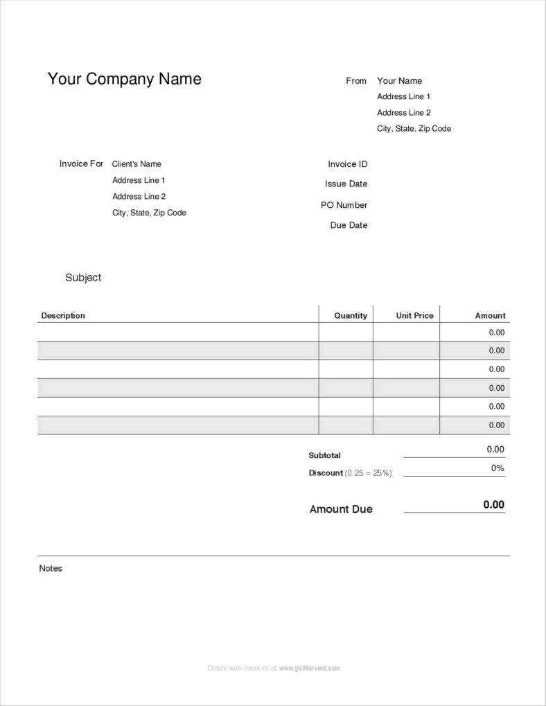 27+ Free Pay Stub Templates - Pdf, Doc, Xls Format Download regarding Blank Pay Stubs Template