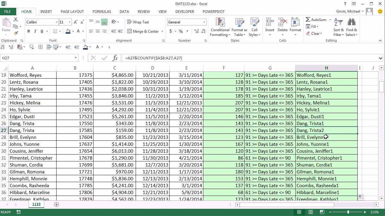 28 Accounts Receivable Excel Template   Robertbathurst Regarding Accounts Receivable Report Template