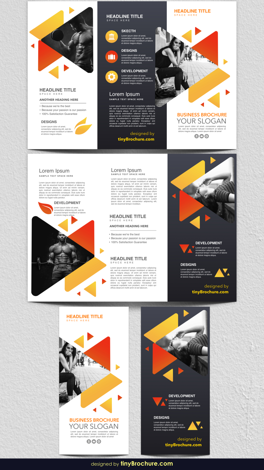 3 Panel Brochure Template Google Docs 2019 | Graphic Design Within Three Panel Brochure Template