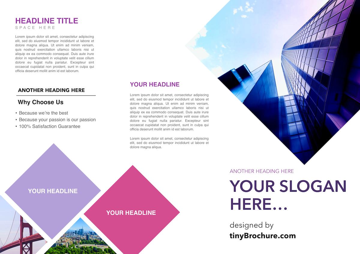 3 Panel Brochure Template Google Docs In Travel Brochure inside Google Docs Templates Brochure
