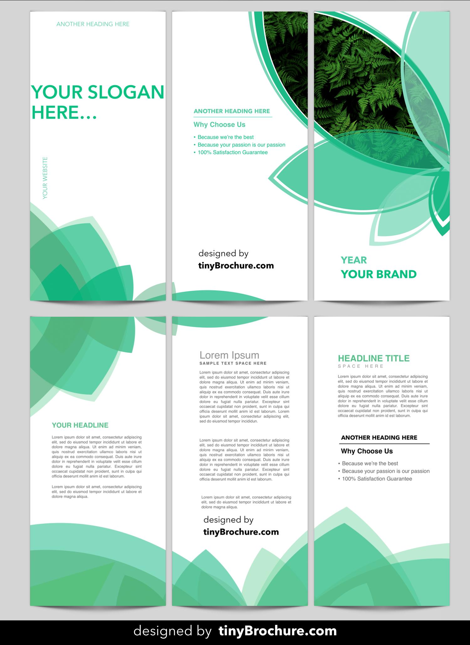 3 Panel Brochure Template Word Format Free Download Throughout Three Panel Brochure Template
