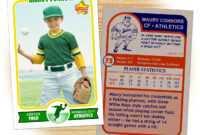 30 Baseball Card Template Word | Simple Template Design inside Baseball Card Template Microsoft Word