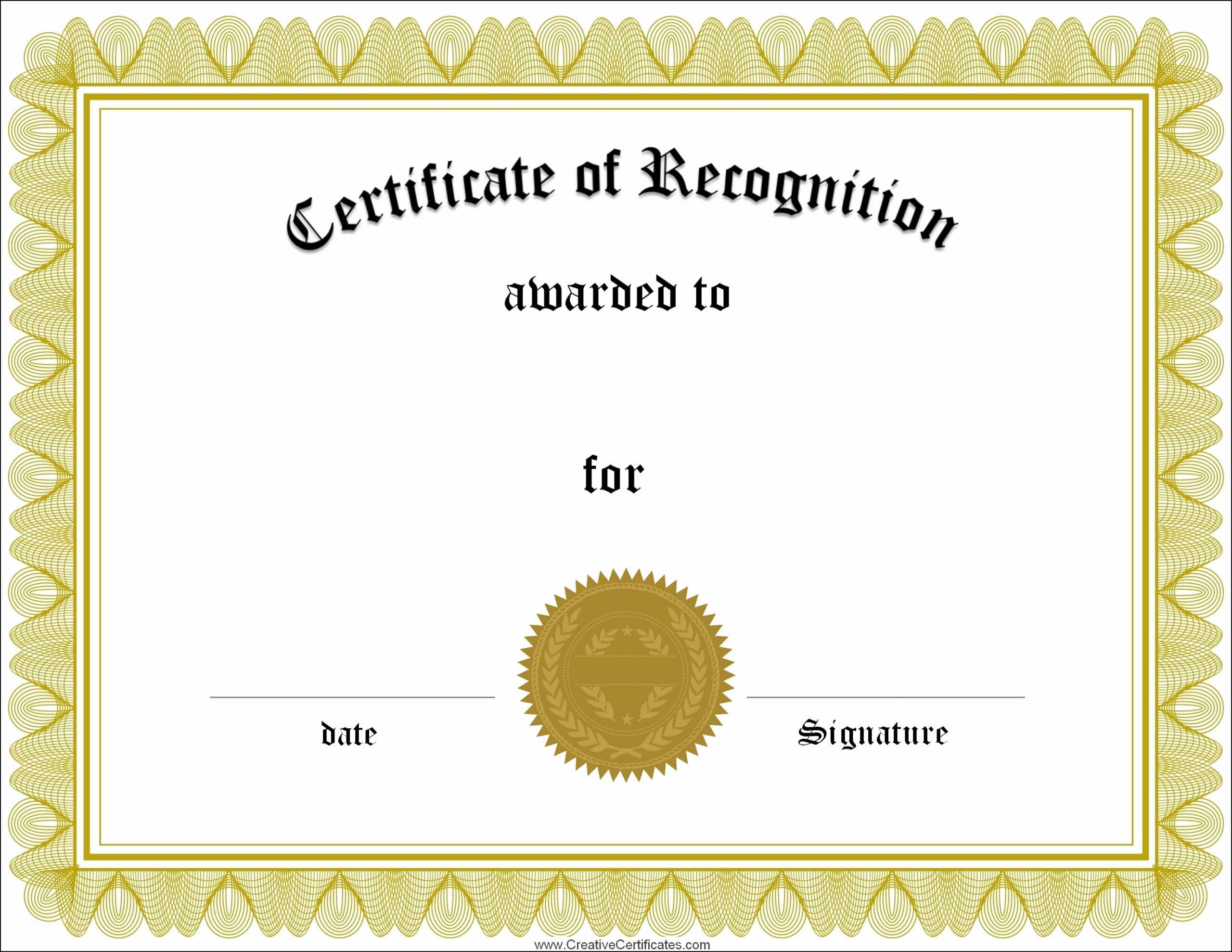 30 Fresh Gartner Certificate Templates Graphics Regarding Gartner Certificate Templates