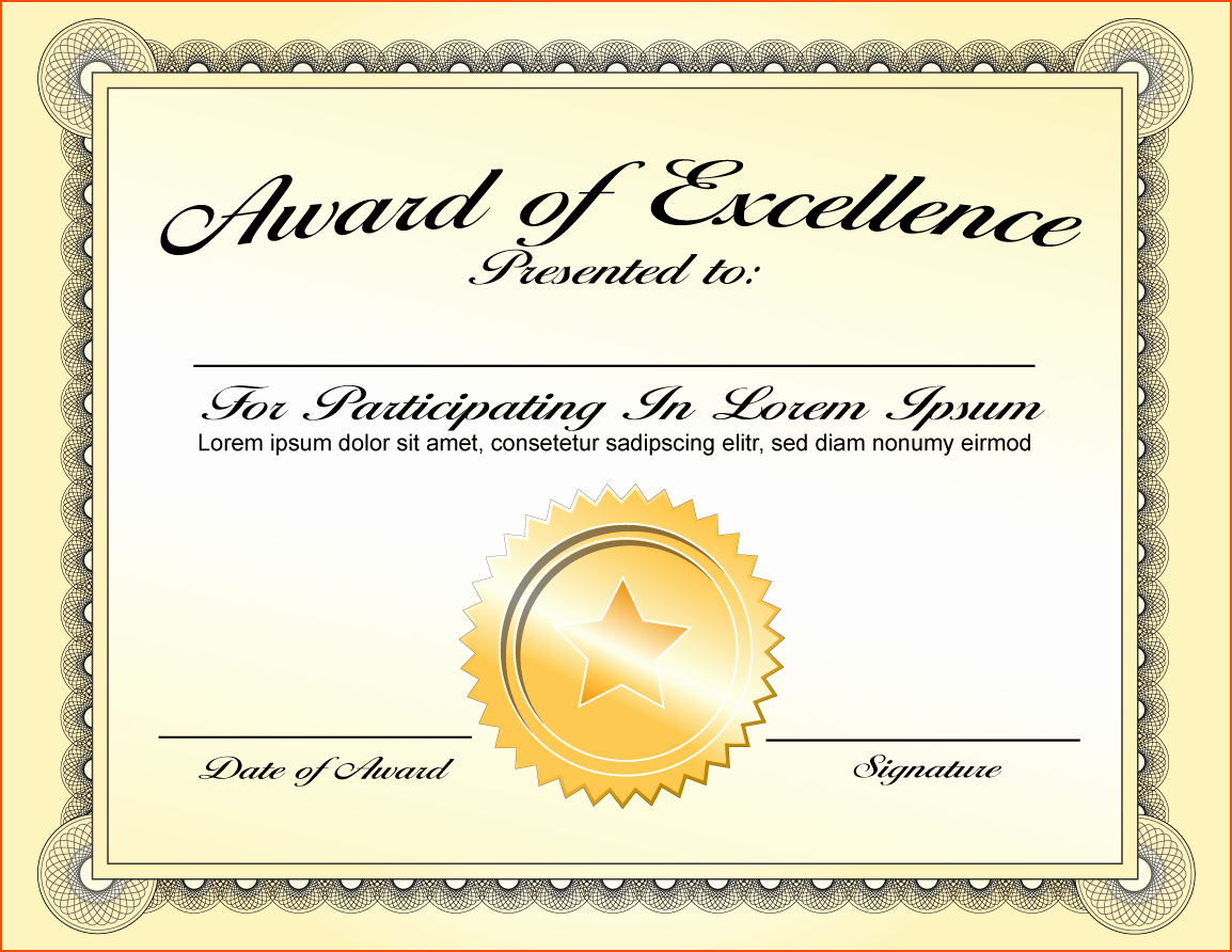 30 Good Samaritan Award Certificates | Pryncepality for Update Certificates That Use Certificate Templates
