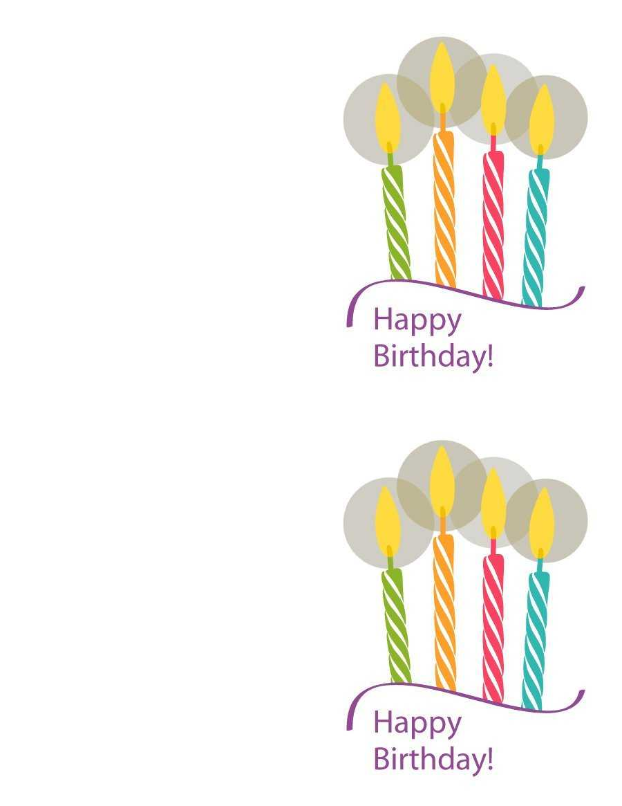 40+ Free Birthday Card Templates ᐅ Template Lab inside Mom Birthday Card Template