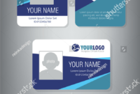 43+ Professional Id Card Designs – Psd, Eps, Ai, Word | Free intended for Free Id Card Template Word