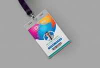 43+ Professional Id Card Designs – Psd, Eps, Ai, Word | Free intended for Teacher Id Card Template