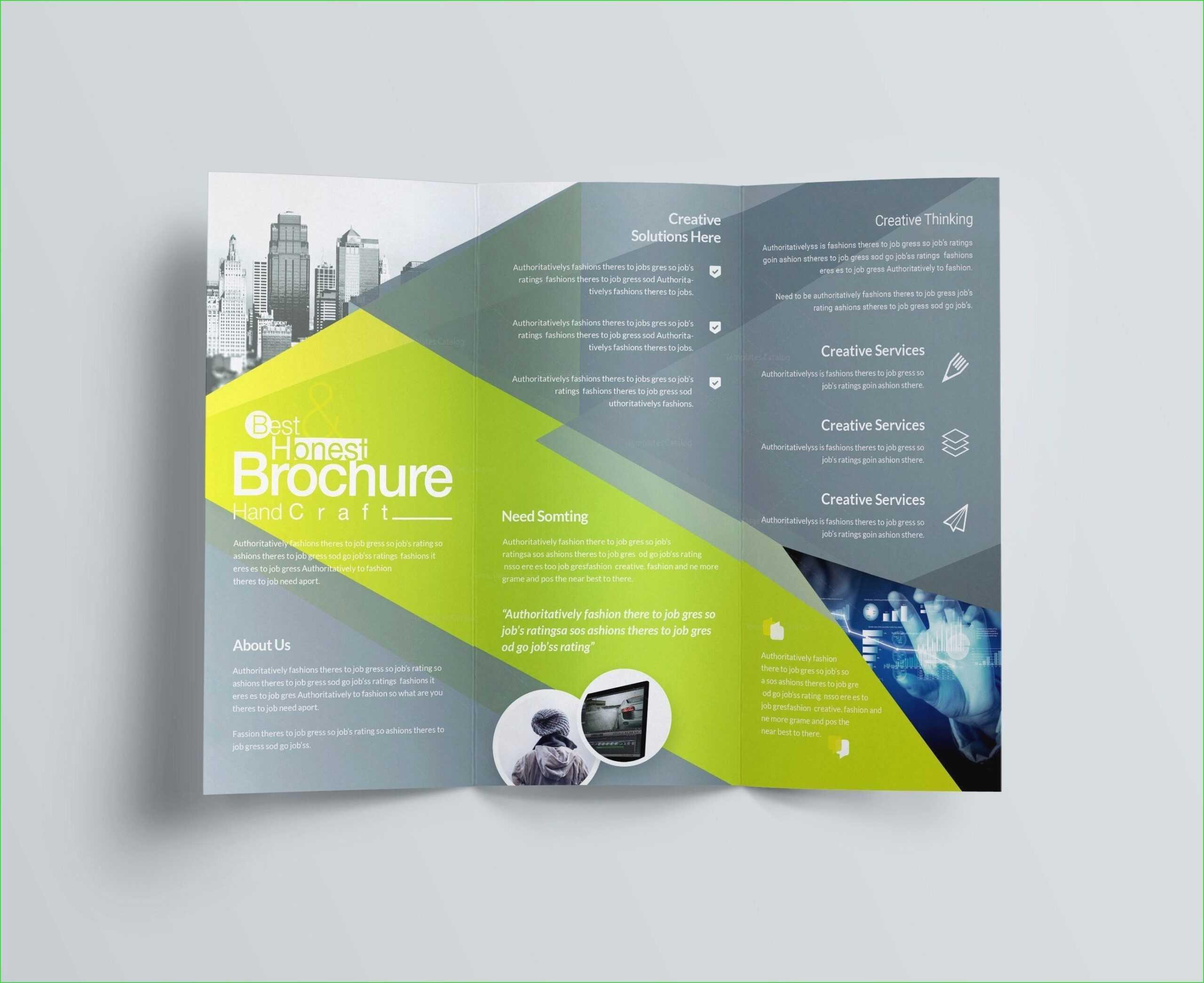 46 Collection Of Online Brochure Template – Mallerstang pertaining to Online Brochure Template Free
