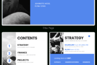 55+ Customizable Annual Report Design Templates, Examples & Tips for Annual Report Word Template