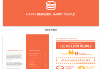 55+ Customizable Annual Report Design Templates, Examples & Tips with Wrap Up Report Template