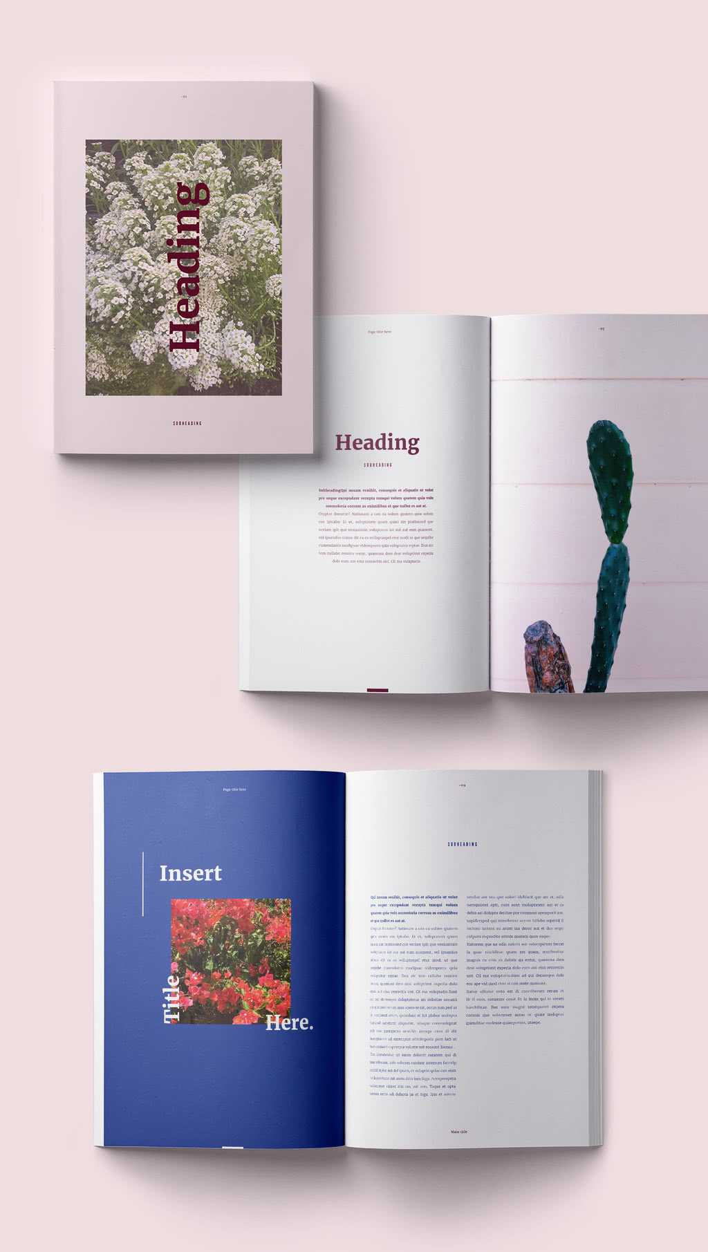 75 Fresh Indesign Templates And Where To Find More throughout Brochure Template Indesign Free Download